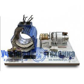 Асинхронный двигатель фазным ротором (2)