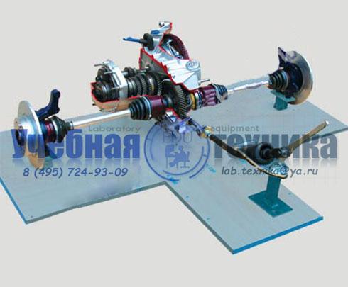 Механическая КПП ВАЗ 2108-09